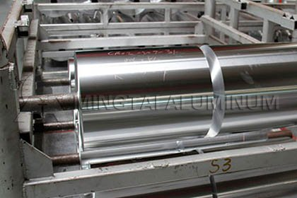 3003 electronic packaging aluminum foil